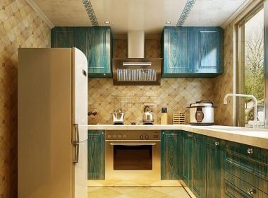 地中海厨房装饰风格