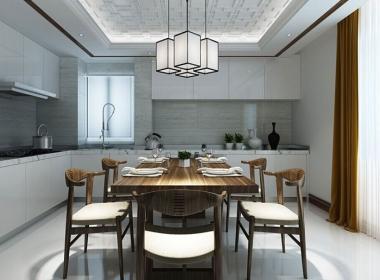 中式餐厅装饰风格